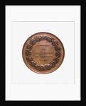 Medal commemorating Admiral Pieter Heyn (1578-1629); reverse by J.P.M. Menger