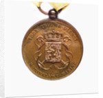 Medal commemorating the Dutch marine service; obverse by unknown