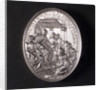 Medal commemorating the victories over the Turks in Morea, 1687; reverse by unknown