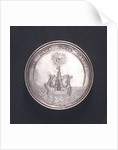 Medal commemorating Queen Mary of Hungary, Regent of the Netherlands; reverse by unknown