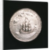 Medal commemorating the voyage to Guinea, 1681; reverse by unknown