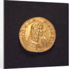 Medal commemorating the voyage to Guinea, 1681; obverse by unknown