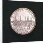 Medal commemorating the pirate Claus Störtzenbecher (died 1401); reverse by unknown