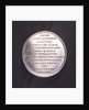 Medal commemorating the attempted invasion of Scotland, 1708; reverse by C. Wermuth