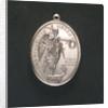 Medal commemorating the Battle of Dogger Bank, 1781; obverse by J.H. Schepp