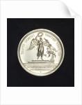 Medal commemorating Admiral Charles, Duke of Södermanland (1748-1818) and the battle of Hogland, 1788 by C. Enhorning