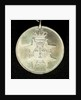 Naval reward medal; obverse by unknown