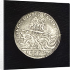 Counter commemorating the naval activity in the Levant, 1647; reverse by Zan Antonio Zorzi