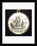 Medal commemorating Samuel Plimsoll (1824-1898) and the coffin-ships; reverse by A. Chevalier