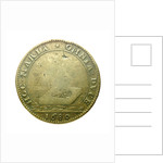 Counter commemorating the reform of longitude; reverse by unknown