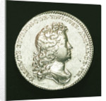 Counter commemorating the victory over the Dutch; obverse by unknown