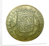 Commemorative counter of the Province of Burgundy; obverse by unknown