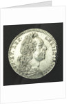 Counter commemorating the outbreak of the Thirty Years War; obverse by C.N. Roettier