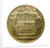 Counter commemorating Admiral Abraham Duquesne (1610-1688); reverse by J. Dassier