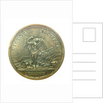 Medal commemorating the Spanish defeat at Dunkirk, 1658; reverse by J. Mauger