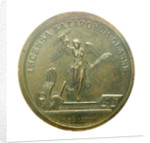 Medal commemorating the capture of Tobago, 1677; reverse by J. Mauger