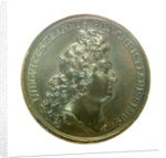 Medal commemorating the capture of Tobago, 1677; obverse by L.I.