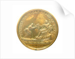 Naval reward medal; reverse by J. Mauger
