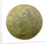 Medal commemorating James, the Elder Pretender; obverse by N. Roettier