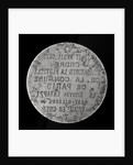 Medal die commemorating the siege of Paris, 1870-1871 and Citizen Latappy; obverse by unknown