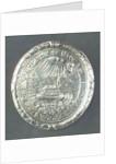 Naval Reward medal; reverse by unknown