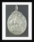 Medal commemorating dangers averted, 1589; reverse by unknown