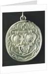Naval reward medal; obverse by T. Simon
