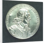 Medal commemorating the dominion of the sea; obverse by Nicholas Briot