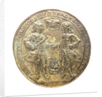 Medal commemorating Admiral Edward Vernon (1684-1757) and Sir Robert Walpole (1676-1745); obverse by unknown