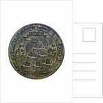 Medal commemorating Vernon's capture of Porto Bello, 1739 and proposed attack on Havana 1741; reverse by unknown