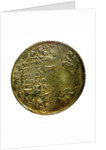 Medal commemorating Admiral Edward Vernon (1684-1757), Admiral Sir Chaloner Ogle (1681?-1750), and General Thomas Wentworth, the attack on Cartagena, 1741; reverse by unknown