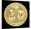 Medal commemorating dangers averted, 1589; obverse by unknown