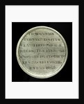 Medal commemorating Admiral Edward Montagu, 1st Earl of Sandwich (1625-1672); reverse by Stuart