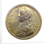 Medal commemorating the British victories of 1759; obverse by unknown