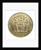 Medal commemorating the successes of 1758; reverse by Thomas Pingo
