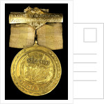 Medal commemorating Bagur and Palamos, 1810; reverse by unknown