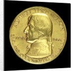 Medal commemorating the 200th anniversary of the birth of  Vice-Admiral Horatio Nelson, 1958; reverse by Paul Vincze