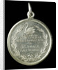 Medal commemorating the destruction of the 'Emden', 1914; reverse by A.W.