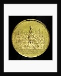 Medal commemorating the Battle of the Nile, 1798; reverse by T. Wyon