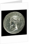 Medal commemorating the capture of Belle Isle, 1761; obverse by J. Kirk