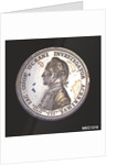 Medal commemorating Captain James Cook (1728-1779) by L. Pingo