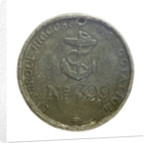 Badge of the Liverpool Riggers Association; reverse by W.J. Taylor