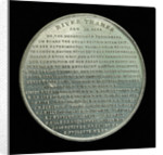 Medal commemorating the SS 'Great Britain'; reverse by unknown