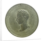 Medal commemorating the SS 'Great Britain'; obverse by E. Avern