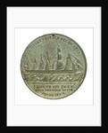 Medal commemorating the SS 'Great Britain'; reverse by J. Gardner