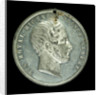 Medal commemorating the Sailors' Home, Liverpool; obverse by unknown