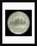 Medal commemorating the SS 'Leviathan'; reverse by Allen & Moore