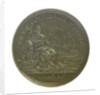 Medal commemorating the Peace of Aix-la-Chapelle, 1748; reverse by J. Kirk