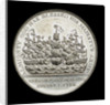 Medal commemorating the Battle of the Nile, 1798; reverse by unknown