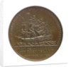Medal commemorating the action off Tory Island, 1798 and Admiral Sir John Borlase Warren (1753-1822); reverse by unknown